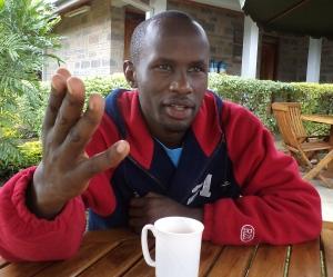 James Wainaina