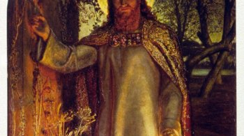 Holman hunt light of the world