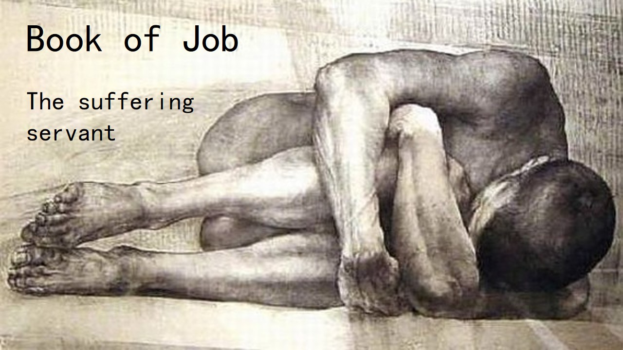 Suffering, Thanksgiving and the Book of Job