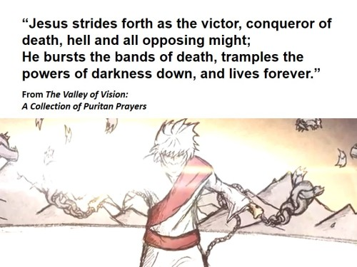 Valley of Vision Resurrection