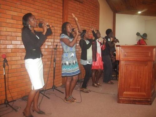 praise at LWU